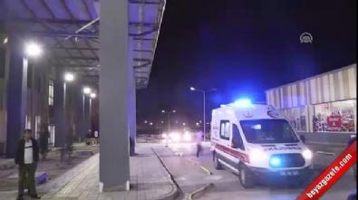 silahli saldiri - AK Partili ilçe başkanına silahlı saldırı