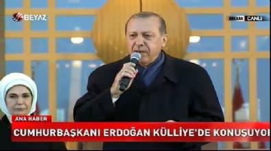 Cumhurbaşkanı Erdoğan: AGİT haddini bilsin