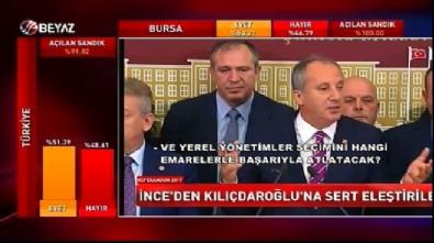 Muharrem İnce'nin Kılıçdaroğlu öngörüsü tuttu