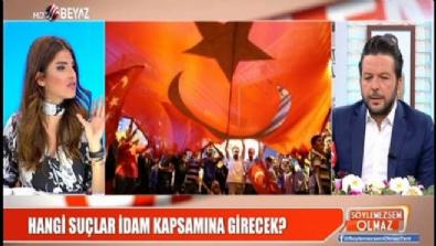 Erdoğan'dan ''İdam'' açıklaması