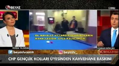 ferda yildirim - Osman Gökçek: Hukuk dışına çıkanlar hayırcılardı