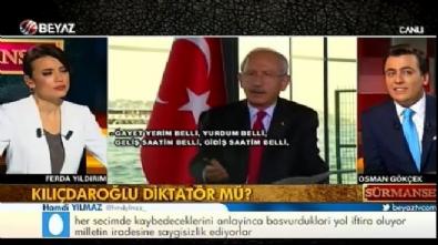 Osman Gökçek: Kılıçdaroğlu'nun söylemleri tutarsız