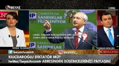 ferda yildirim - Osman Gökçek: Kılıçdaroğlu'nun zihniyeti budur