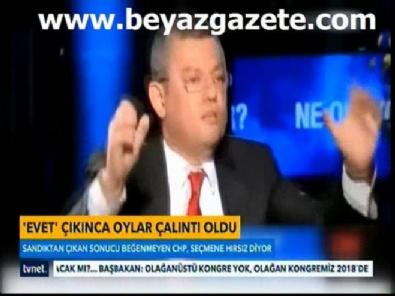 CHP'li Özgür Özel 'Oy hırsızlığına imkan yok' demişti