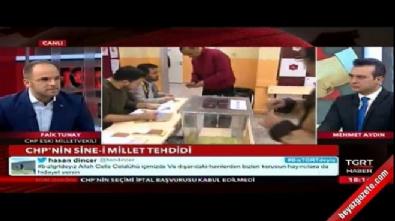Eski CHP'li Faik Tunay: Sizin basiretsiz, beceriksiz yöneticileriniz