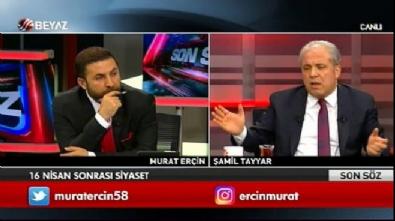 Şamil Tayyar: Kendilerini kodeste bulurlar