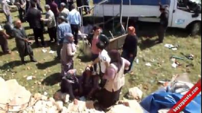 sanliurfa - Şanlıurfa'da feci kaza