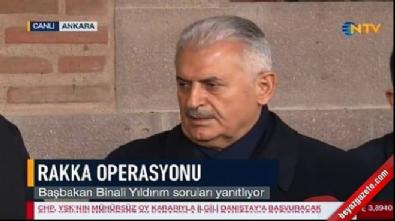 Başbakan Yıldırım'dan CHP'ye Danıştay tepkisi!