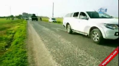 Şanlıurfa Suruç'ta bombalı saldırı girişimi