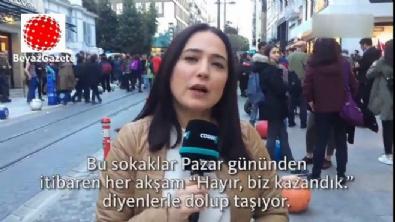 Banu Güven'in Gezi hayali: Buradan bir Gezi çıkar mı?
