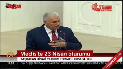 Başbakan Binali Yıldırım'dan Kılıçdaroğlu'na cevap