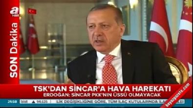 Erdoğan: ABD ve Rusya'yı bilgilendirdik