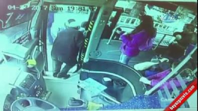 Yol ücreti için otobüs şoförünü bıçakladılar