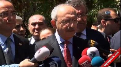 Kılıçdaroğlu'ndan Erdoğan Teziç'e övgü