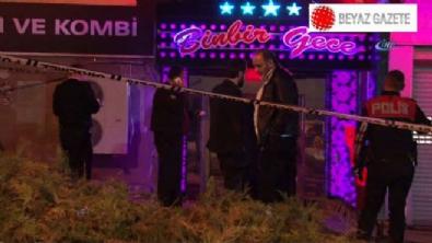 Ankara'da gece kulübüne kalaşnikoflu saldırı!