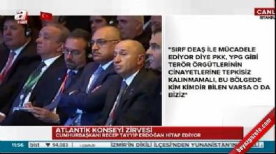 Cumhurbaşkanı Erdoğan: Bunlar bizdeki PKK'nın düşük çocuklarıdır