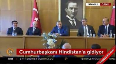 Erdoğan: O fotoğrafları Trump'a göstereceğim Haberi