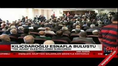 Kılıçdaroğlu Hüsnü Bozkurt'u sert bir tonla eleştirdi