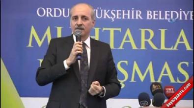numan kurtulmus - Kurtulmuş'tan CHP'li Bozkurt'a: Haddini bil, edepsizlik yapma