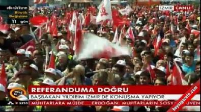 Başbakan'dan Kılıçdaroğlu'na: Biraz kaliteli yalan söyle