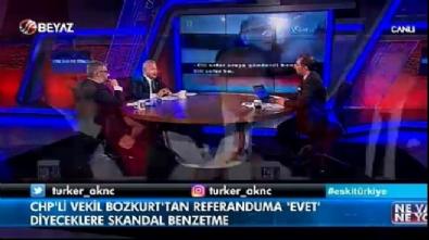 Mustafa Ataş: O sözler vatan hainlerine yakışır