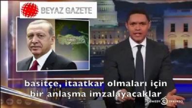 Amerikan CTV kanalında skandal 'hayır' propagandası
