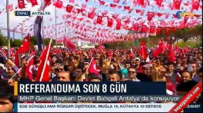 Bahçeli'den Kılıçdaroğlu'na 'kontrollü darbe' tepkisi