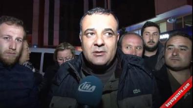 Beykoz'da hayır pankartı asan CHP'lilere kuru sıkı tabanca ile ateş açıldı
