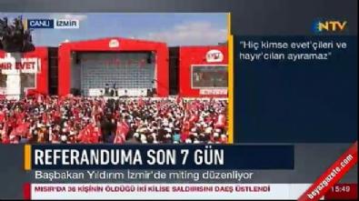 Başbakan Binali Yıldırım'dan CHP'li Hüsnü Bozkurt'a çok sert sözler