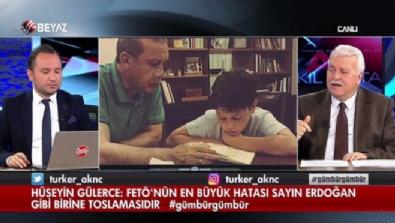Gülerce: FETÖ'nün en büyük hatası Erdoğan gibi birine toslamasıdır