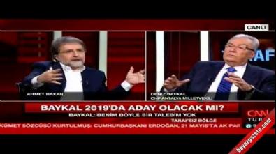 antalya - Baykal: Cumhurbaşkanı adaylığı talebim yok