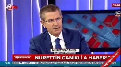Nurettin Canikli'den ABD'ye tepki