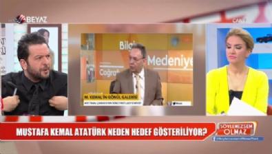Sözde tarihçilerden Atatürk'e çirkin hakaret!