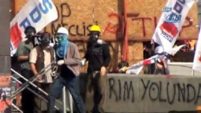 Gezi olaylarının silahlı eylemcisi Rakka operasyonunda öldü