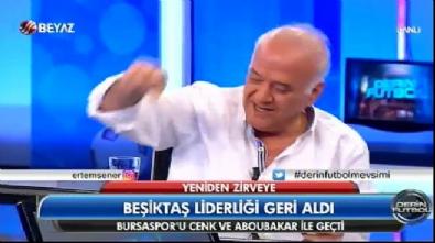 ahmet cakar - Ahmet Çakar: 'Beşiktaş'ın 8-10 haram puanı var'