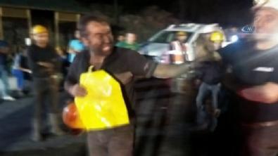 antalya - Antalya'da kömür ocağında göçük...2 işçi göçük altında
