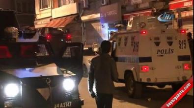 silahli saldiri - İstanbul'da polise silahlı saldırı