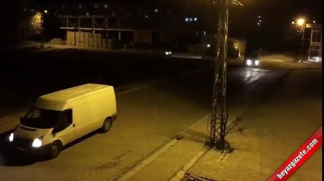 dursun ozbek - Polis aracından 'Dursun Özbek istifa' anonsu
