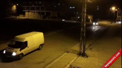 Polis aracından 'Dursun Özbek istifa' anonsu