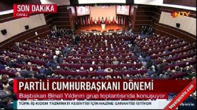 basbakan - Başbakan Yıldırım: Sayın Cumhurbaşkanım hoş geldiniz