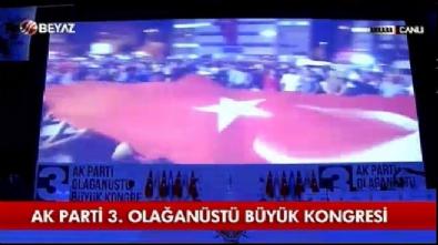 AK Parti kongresinde Bitmeyen Sevda belgeseli