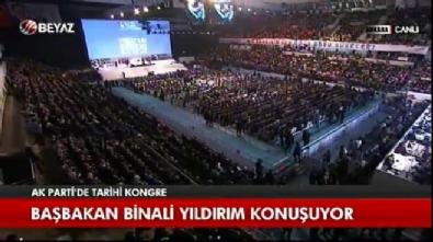 Başbakan Yıldırım: Ne mutlu ki Erdoğan'la yol arkadaşıyım