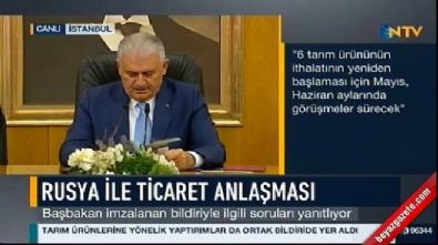Başbakan Yıldırım Gürcistan ziyareti öncesi açıklamalarda bulundu