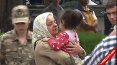 pkk teror orgutu - Şehit uzman çavuşun naaşı Malatya'ya uğurlandı