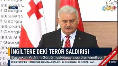 Başbakan Yıldırım: Bu saldırıyı lanetliyoruz