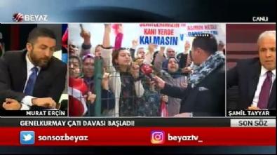 samil tayyar - Şamil Tayyar: Akın Öztürk'e suikast girişimi olabilir