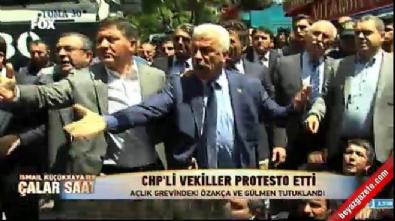 Ankara'da CHP'li vekilden polise FETÖ suçlaması
