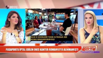 FETÖ'cü hain Enes Kanter ABD'de basına konuştu!