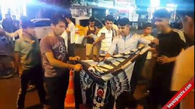 Diyarbakır'da Beşiktaş taraftarına saldırdılar