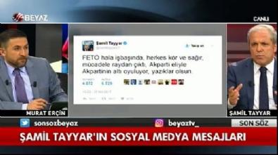 samil tayyar - Şamil Tayyar: İstifa etmem söz konusu değil